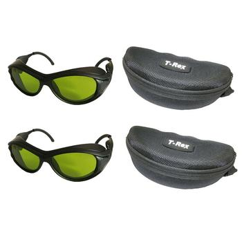 2pcs BP-6006 200nm-2000nm IPL CE OD5+ CE UV400 Laser Protection Goggles Safety Glasses laser safety glasses 600 1100nm o d 6 ce certified