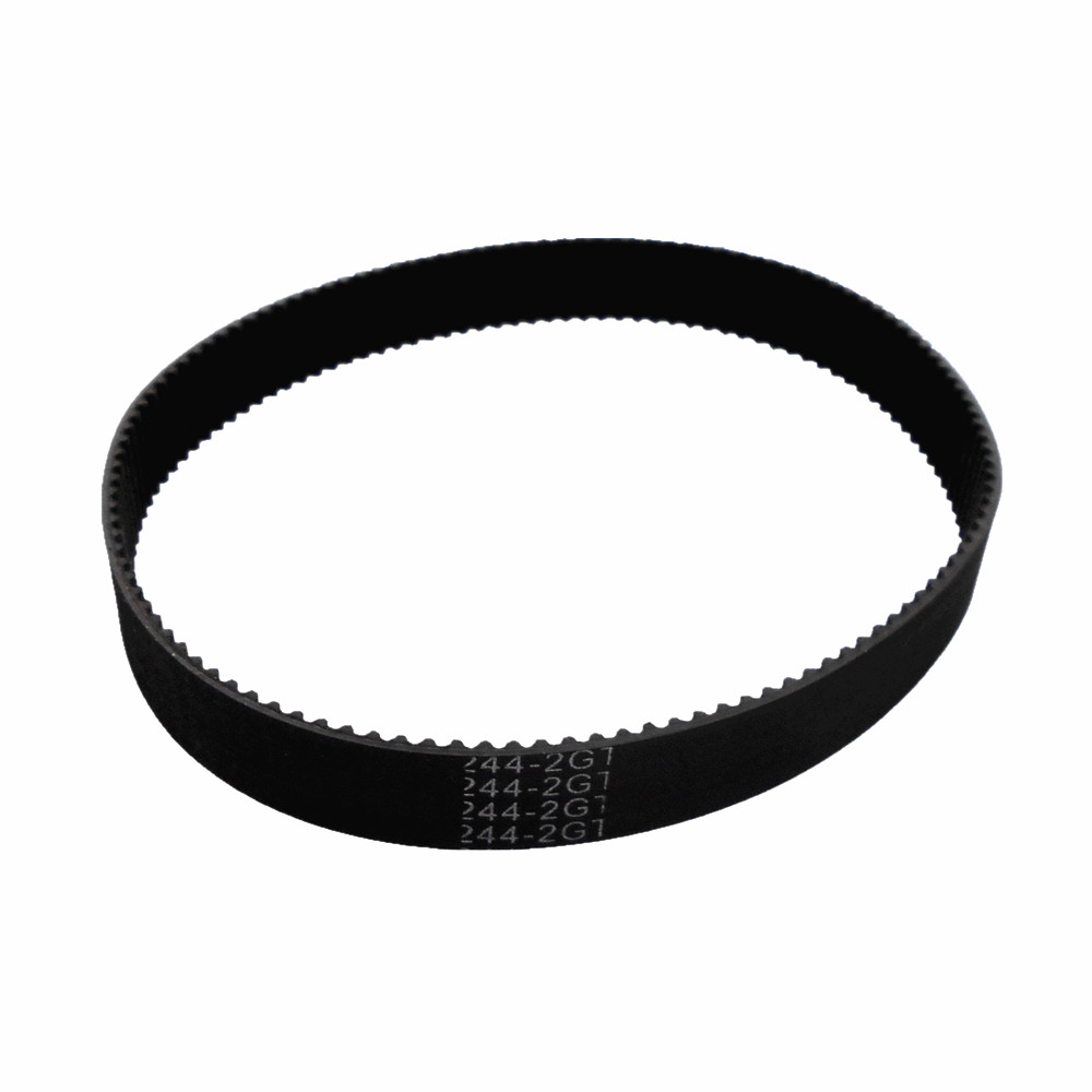 DuoWeiSi GT2 Timing Belt 200-244mm Perimeter 6/10mm Width 200-2GT 232-2GT 220-2GT 240-2GT 3D Printer Parts 2GT Ring Timing Belt