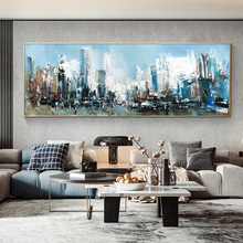 Handpainted Abstract Oil Painting Beautiful Landscape Art Pictures On Canvas For Home Decor Modern Wall Art Abstract Paintings