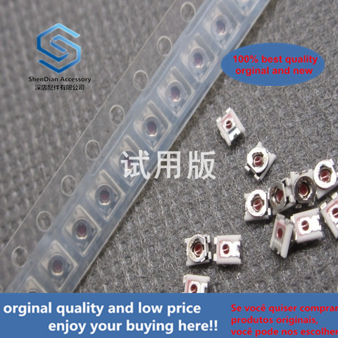 50pcs 100% Orginal New 2X2 SMD Trimmer Resistor EVM2WSX80BC5 Adjustable Resistor 150K Adjustable Potentiometer 150K