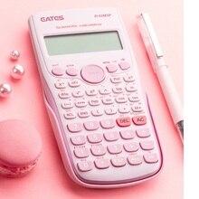 Calcolatrice scientifica digitale, 240 funzioni, 82MS, matematica, 2 righe, Display, per studenti, scuola, laurea