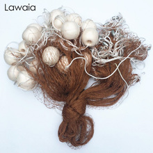 Lawaia Tire Line Pull Net 2.5 Refers To 6 Strands 2m High And 20m Long Strength River Fishing Fish Pond Reservoir Trawl