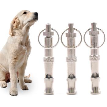 Szkolenia psów Pet Supplies szkolenia psów gwizdek szkoleniowy ultradźwiękowy zwierzęta domowe są szkolenia psów gwizdek szkoleniowy otrzymać telefon zwrotny od gwizdek dla psów tanie i dobre opinie Pies Gwizdki CN (pochodzenie) STAINLESS STEEL