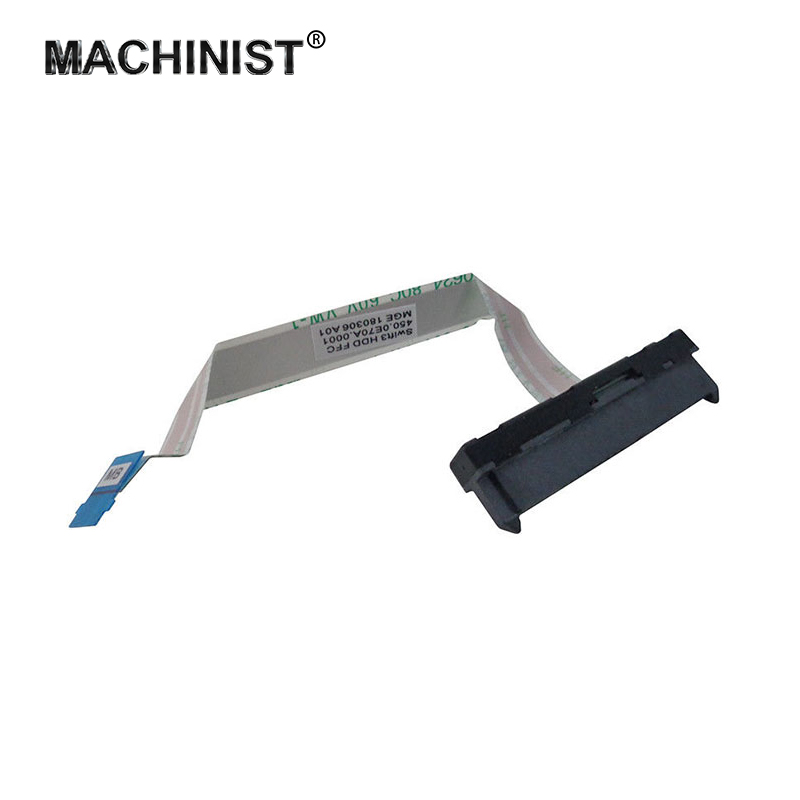 HDD Connector Flex Cable For Acer Swift 3 SF314-54 SF314-56 SF314-41G Laptop SATA Hard Drive SSD Adapter Wire 450.0E70A.0001