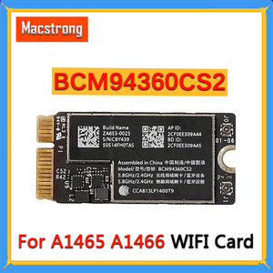"Image 1 - נבדק BCM94360CS2 A1466 WIFI כרטיס עבור Macbook Air 11 ""A1465 Wifi אלחוטי Bluetooth BT 4.0 שדה תעופה 802.11ac MD711 2013 2017"