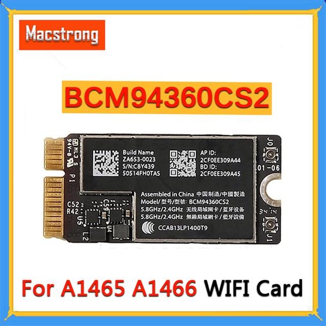 """נבדק BCM94360CS2 A1466 WIFI כרטיס עבור Macbook Air 11 """"A1465 Wifi אלחוטי Bluetooth BT 4.0 שדה תעופה 802.11ac MD711 2013 2017"""