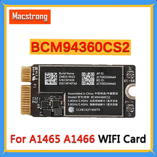 "Tested BCM94360CS2 A1466 WIFI Card for Macbook Air 11"" A1465 Wifi Wireless Bluetooth BT 4.0 Airport 802.11ac MD711 2013 2017"