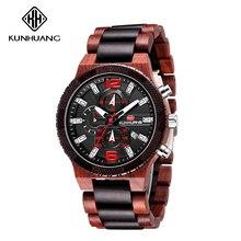Man Wood Watch 2020 Men's Watches Luxury