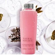 Korea natural aloe powder hydrating toner soothing toner 400ml korean skin care