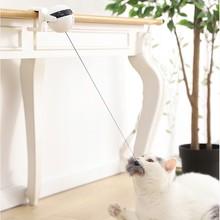 New Creative Pet Smart Rabbit Hair Ball Automatic Yo-Yo Lifting Electric Cat Toy Cat Supplies Pet Interactive Toys magicyoyo 7x ball m002 yo yo ball toy alloy yo yo bearing reel