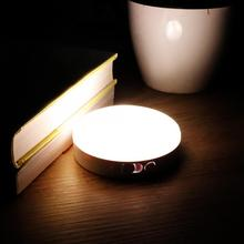 LED Night Light Intelligent Sensor Light With Human Body Motion Control For Corridor Bedroom Cabinet