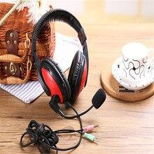 Headset Mikrofon Gaming 3.5