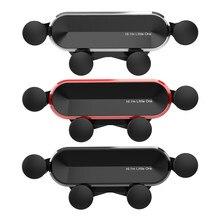Novo suporte do carro telescópico para acessórios de telefone no carro clipe de ventilação de ar montagem sem magnético suporte do telefone móvel universal