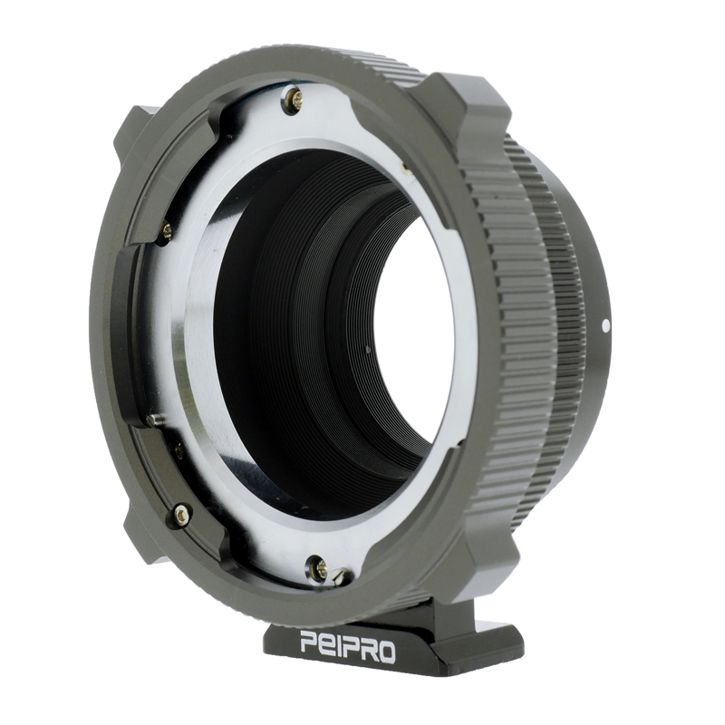 Image 3 - PEIPRO PL E Lens adapter for PL Cinema lens to SONY E Mount Camera MF adapter ring for A7R3 A7R4 A7R IVLens Adapter   -