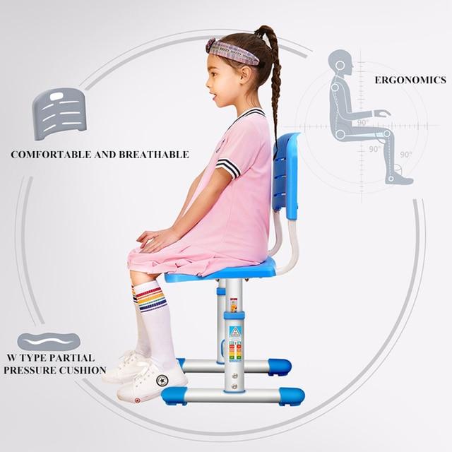 Children Desk and Chair Set 5