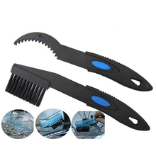 Cycling Bicycle Chain Clean Brush Cleaner Scrubber Repair Tools Portable Mountain Bike Wash Tool Set Brush Cleaning Accessories cycling chain crankset cleaning brush