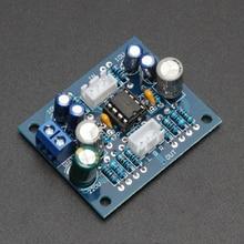 KYYSLB Única Fonte De Alimentação DC12V NE5532 Amplificador Operacional Amplificador Preamp Preamplifier Board Febre ALTA FIDELIDADE DIY 5 Vezes