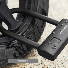 Door-Lock Bicycle Lockstitch Fingerprint Xiaomi Areox Anti-Theft Smart Waterproof Rechargeable