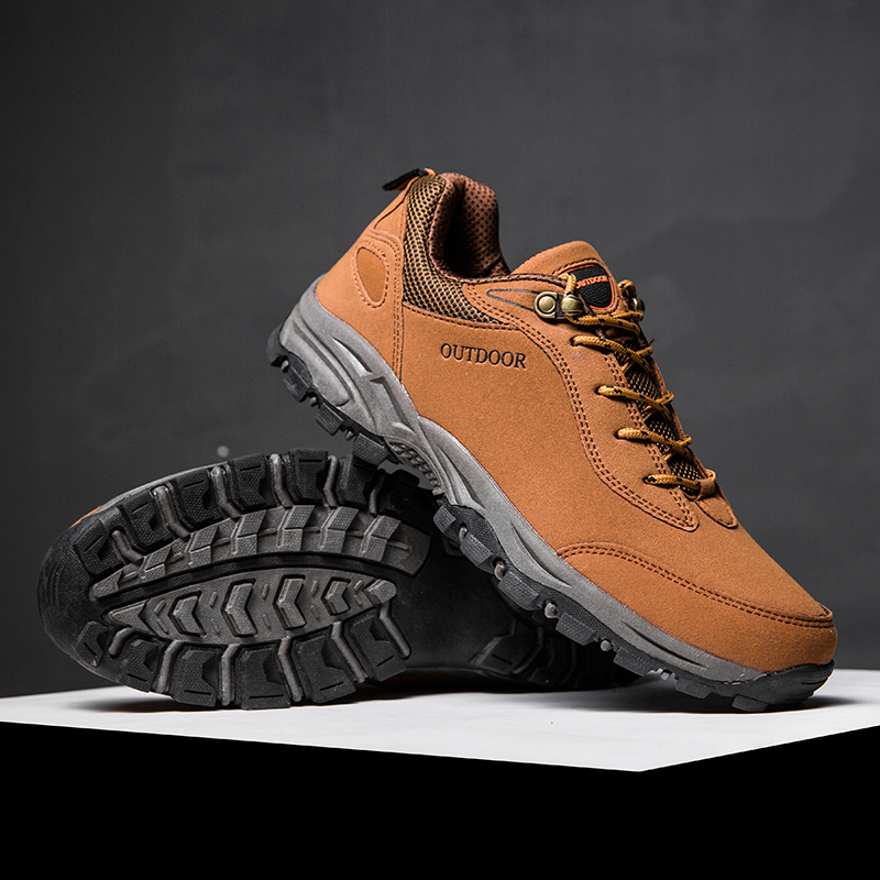 Men Travel Shoes Big Size Sneakers For Men Breathable Hunting Shoes Outdoor Trekking Mountain Climbing Shoes Sports Footwear Man