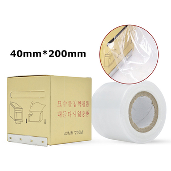 1x South Korean Semi Permanent Clear Tattoo Embroidery Barrier Film Masking Film noise barrier effectiveness in semi anechoic chamber