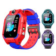 Q19 smart watch dziecko LBS pozycjonowanie Lacation SOS aparat telefon inteligentny zegarek dla dzieci czat głosowy smartwatch dla Androida IOS VS Q02 Q528 tanie tanio centechia CN (pochodzenie) Brak Na nadgarstek Zgodna ze wszystkimi 128 MB Odbieranie połączeń Wykonywanie połączeń