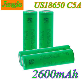 2020 100% Original 3.7V 18650 2600mah 30A Original For Sony US18650 VTC5A 3.6V IMR battery for Toy E-cig Torch Flashlight image