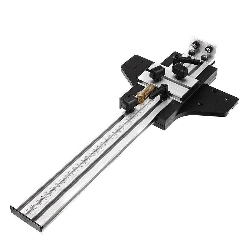 Orbite linéaire de glissière de Rail de Guide de Machine de gravure pour graver les outils droits et ronds daccessoires de travail du bois bricolage