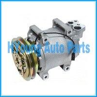 DKS15D 1PK 135MM 12V 8973863490 897386491 auto air Compressor for Isuzu NPR 2005 2010