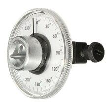 Ручной Автомобильный датчик угла инструментов оборудования 1/2 дюймов Регулируемый Привод ключ, дюймовый стандарт