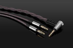 Image 3 - 3.5mm mise à niveau OCC câble Audio pour Beyerdynamic amiron accueil Aventho câblé T5P II T1 MK2 T1 II casque