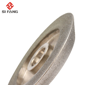 Image 3 - 78mm electroplating Diamond Grinding Wheel 45 Degree Angle Cutter Grinder Grinding Disc for Grinding Abrasive Cutting Tool  Gri