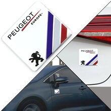 Украшение автомобиля Стикеры 3d алюминиевые автомобильные Эмблемы