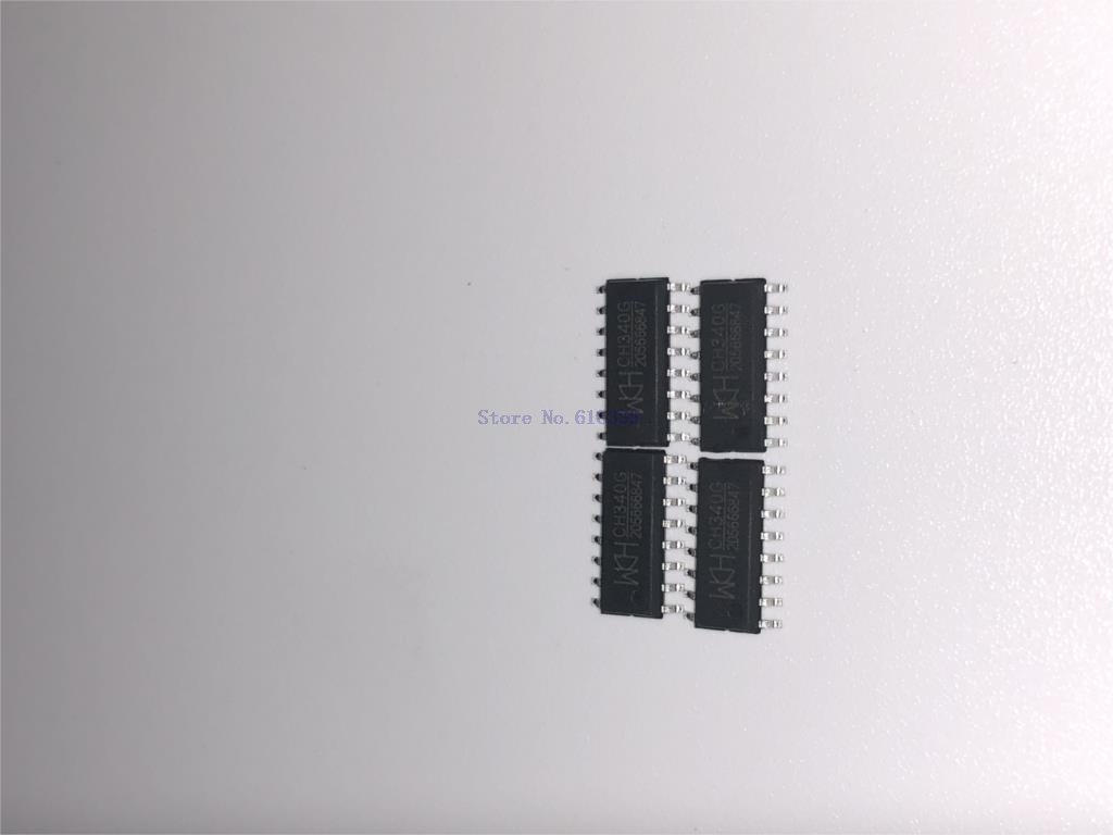 Ch340 Ic Usb Serial Chip Patch Sop16 Electronic Component Ch340g