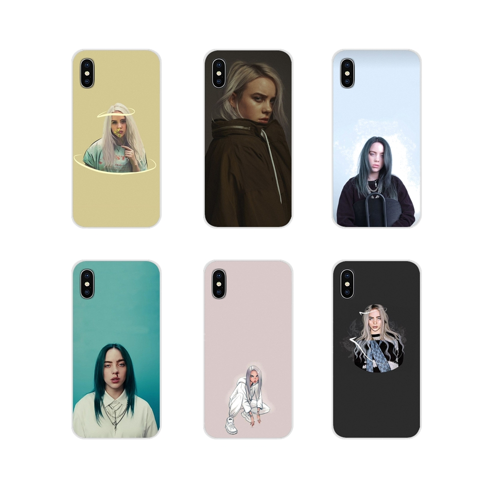 Accessories Phone Cases <font><b>Covers</b></font> <font><b>For</b></font> Oneplus 3 5 6 7 T Pro <font><b>Nokia</b></font> 2 3 5 6 8 9 230 <font><b>2.1</b></font> 3.1 5.1 7 Plus 2017 <font><b>2018</b></font> Billie eilish image
