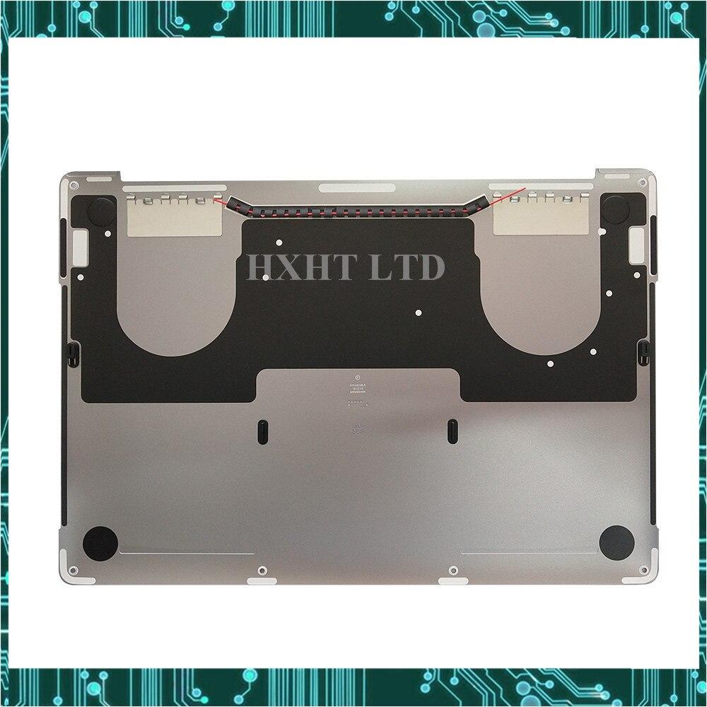 Новый нижний чехол A1706, Нижняя крышка серебристого/серого (серого) для Macbook Pro 13 дюймов Retina A1706, сенсорная панель версии MLH12 MPXV2 EMC3071/3163