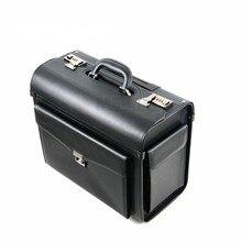 Havayolu bagaj bavul retro bavul tekerlekli çanta erkekler ve kadınlar yatılı çanta şifre kutusu iş seyahat bagaj