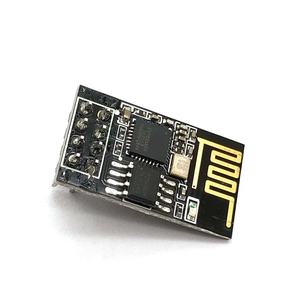 Image 2 - ESP8266 ESP 01S ESP01S סידורי אלחוטי WIFI מודול משדר מקלט אינטרנט של דברים Wifi דגם לוח