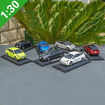Wysokiej jakości oryginalny 130 Toyota Prius ze stopu modelu, symulacja kolekcja prezenty, odlew metalowy model samochodu ozdoby, darmowa wysyłka