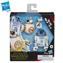 Hasbro Star Wars Action Figure R2D2 BB8 D0 Robot Model Collectible Children Toys