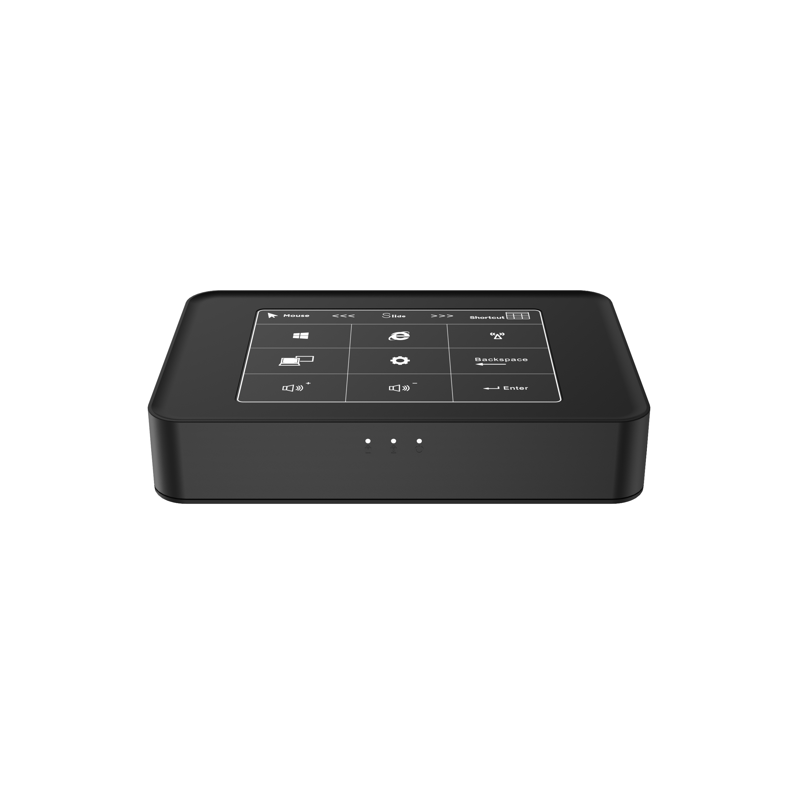 Touch Control Board  Intel Celeron J3455 Win10 Mini PC LPDDR3L 6GB SSD 256GB Windows 10 HTPC Computer