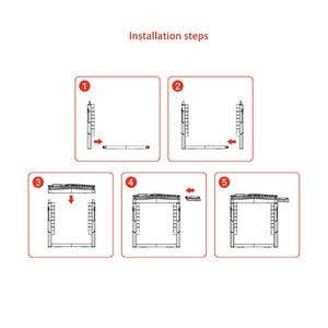 Image 4 - עבור Nintend מתג NS אביזרי משחק דיסק אחסון סוגר בעל מגדל עבור NS מתג פרו ג ויסטיק Stand עבור לתקוע כדור בתוספת