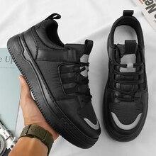 Men Sneakers Men Casual Shoes Lac-up