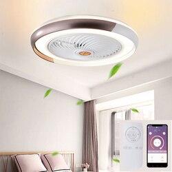 Присоска купольный светильник, лампа вентилятора с пультом дистанционного управления, мобильный телефон, Wi-Fi, домашний декор, умный потолоч...