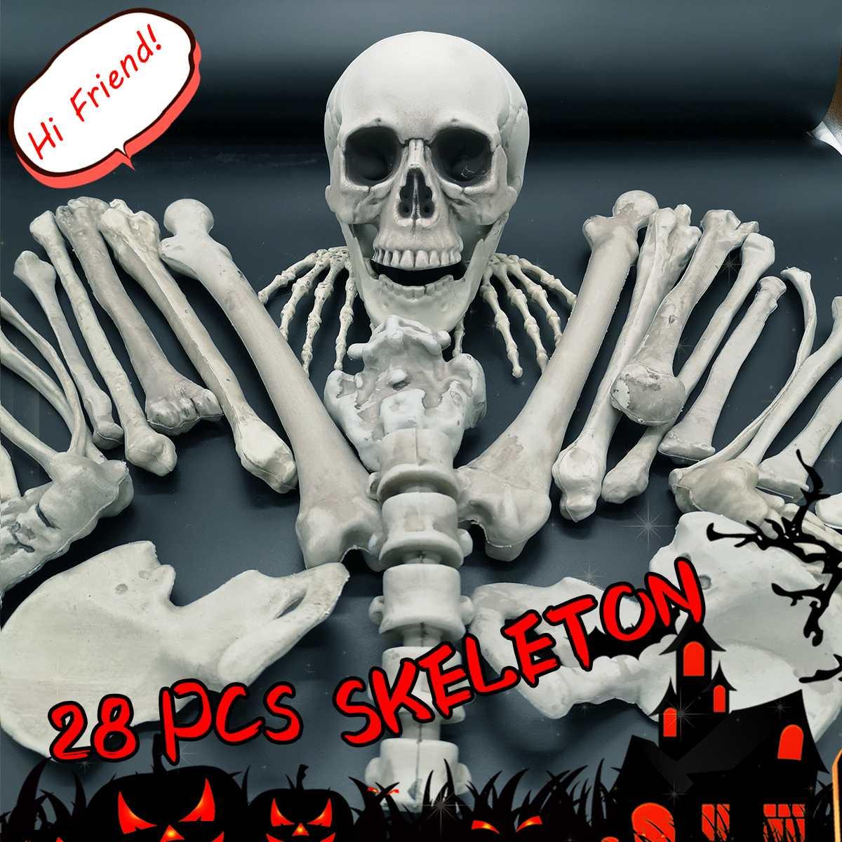 Hache os Poignée-Optik Halloween Horreur arme accessoire