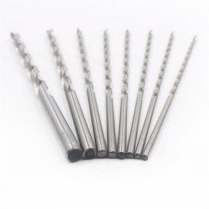 Image 5 - 200Mm 8Pc Twist Drill Bit High Speed Steel 4.0/4.2/4.5/5.0/5.2/6.0/8.0/10mm For Metal Hss Twist Bits Drilling Bit Tools For Wood