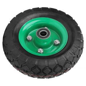 Image 1 - Şişme lastik aşınmaya dayanıklı 6in tekerlek 150mm lastik endüstriyel sınıf aracı arabası arabası lastik tekeri 250kg değiştirilebilir iç tüp