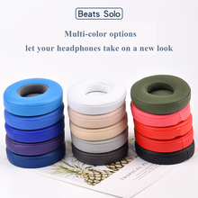 цена на Replacement Ear Pads Cushion for Solo 3 Wireless Earpads Earbuds for Beats Solo 2 Wireless Headset Case Ultra-soft Protein Skin