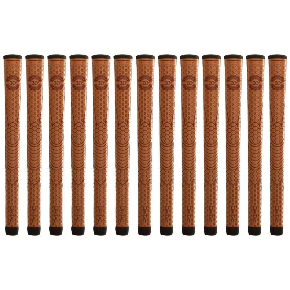 Champkey Limited Edition 8pcs/lot Standard Midsize Golf Grip AVS Soft Material Anti Slip Grips