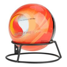 0.5KG Fire Ball Automatic Dry Powder Car Fire Extinguisher for Cars House Fire Suppression Device with Wall Mount Bracket