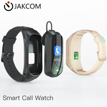 JAKCOM B6 Smart Call Watch Newer than fit band 4 m4 monitor 5 f10 watch smart original gt 2 pro astos image